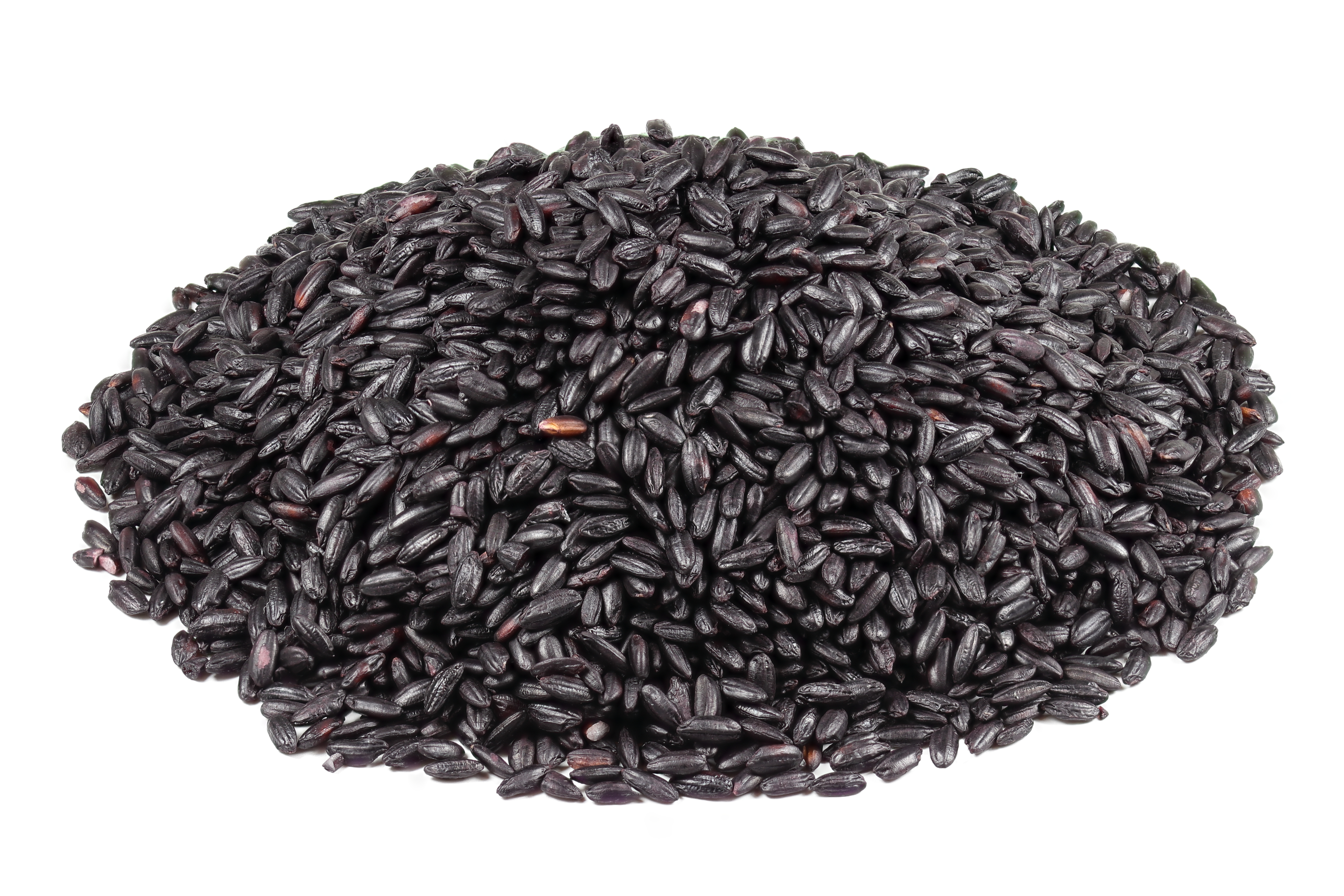 Black Rice  By Sanjay Acharya - Own work, CC BY-SA 4.0, https://commons.wikimedia.org/w/index.php?curid=63999399